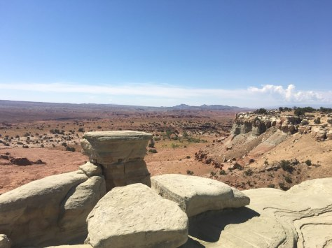Pictures from my friend's move from CA to MN. This is Utah.