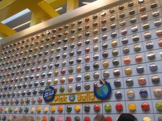 Legowall